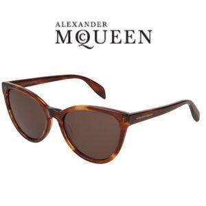 Alexander McQueen Women's Sunglasses